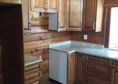 Kitchen – Maple – Medium Stain
