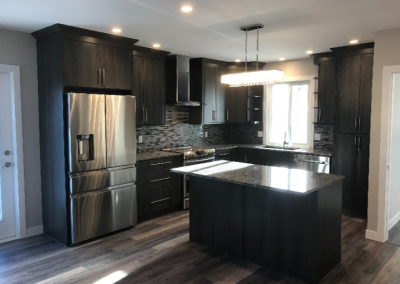 Kitchen – Thermofoil – Tri Cherry Grey