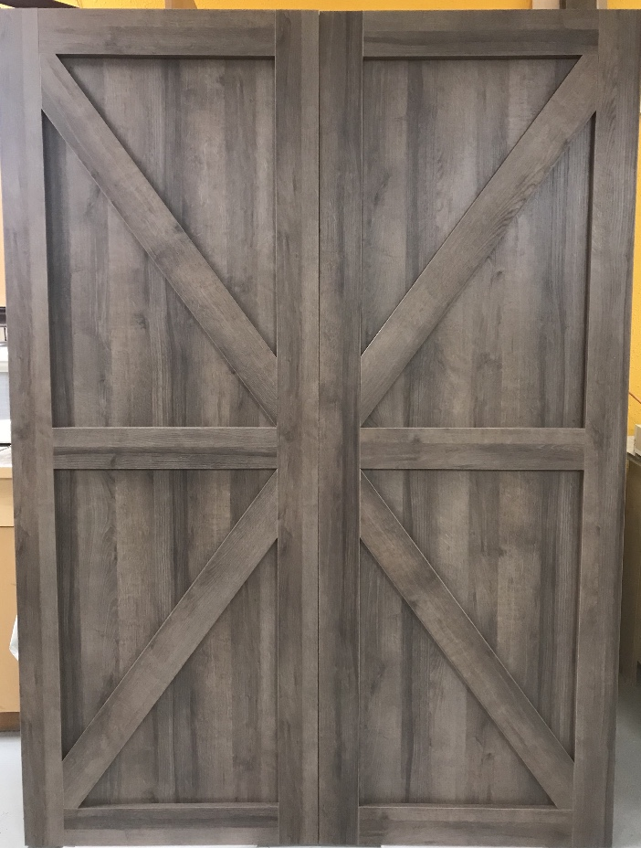 Melamine Barn Doors